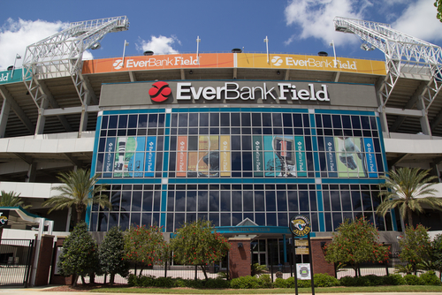 IOA Partners with the Jacksonville Jaguars and Charlotte Hornets, timeline
