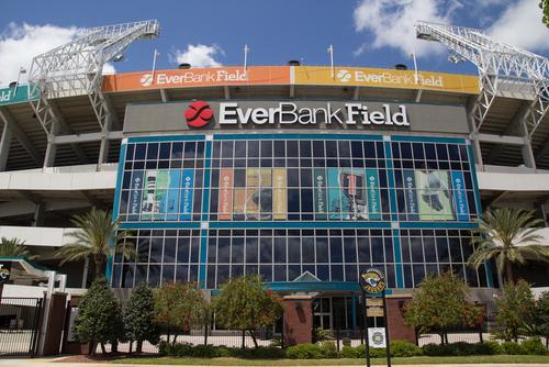 Jacksonville Jaguars stadium