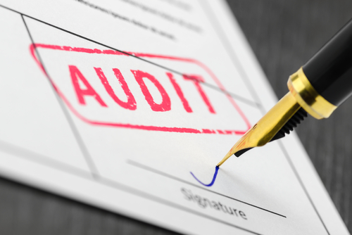 Audit form