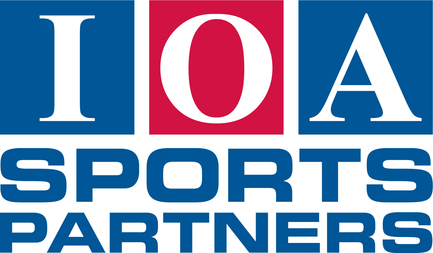 IOA Sports Partners logo.