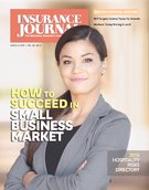 Insurance Journal Cover, news
