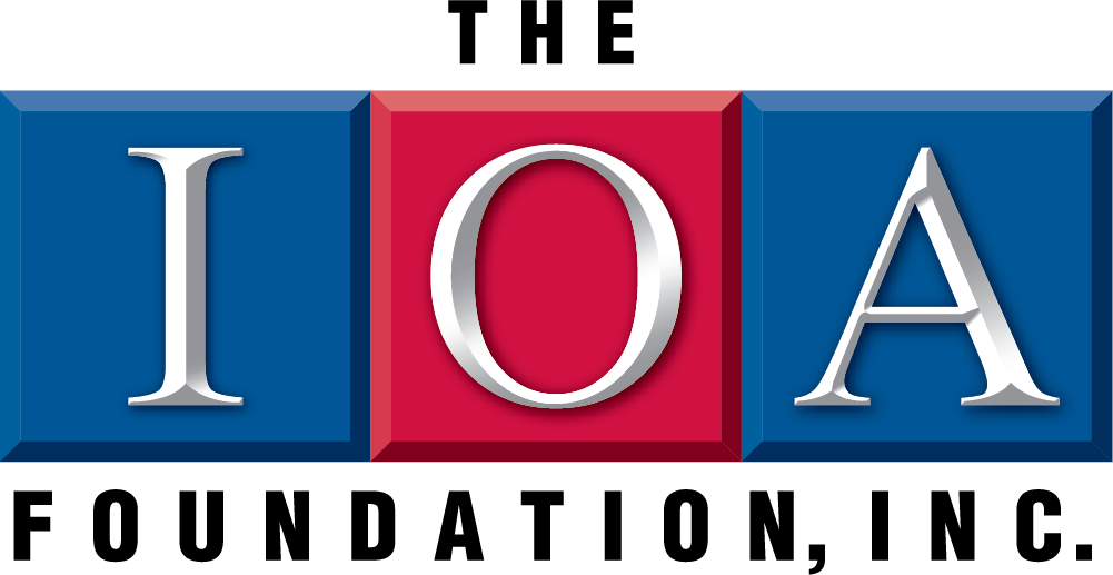 The IOA Foundation Logo