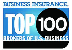 Business Insurance Top 100 Brokers of U.S. List