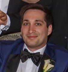Josh Strauss, an insurance producer