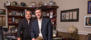 John Ritenour and Heath Ritenour