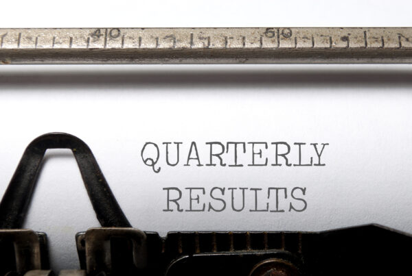 Quarterly,Results