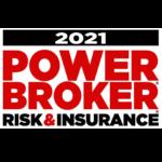 risk and insurance 2021 power broker logo