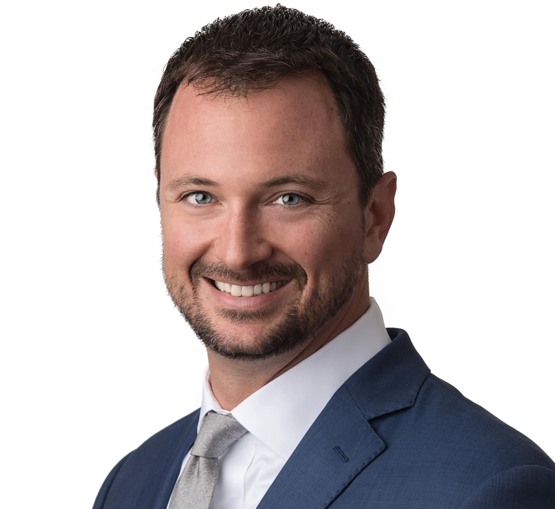 Eric Inge headshot